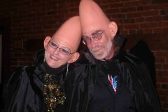 Coneheads at MoGrill