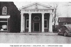 The Bank of Halifax