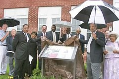 Civil Rights Heritage Trail unveiling